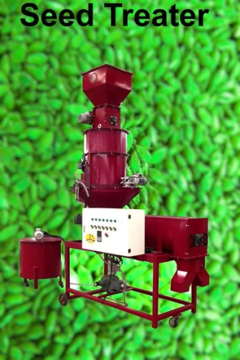 Coloured Seeds cw Treater